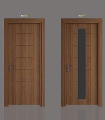 Membran Ahşap Kapı-504