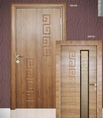 Membran Ahşap Kapı-360