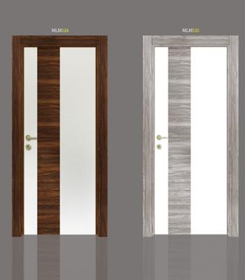 Melamin Ahşap Kapı-524