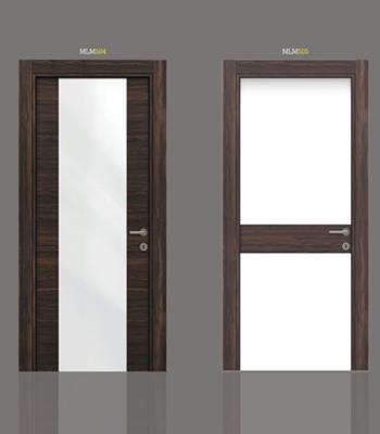Melamin Ahşap Kapı-504